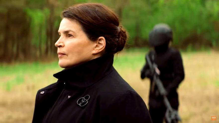 Julia Ormond ficha por la 3ª serie de 'The Walking Dead', que ya tiene título y tráiler