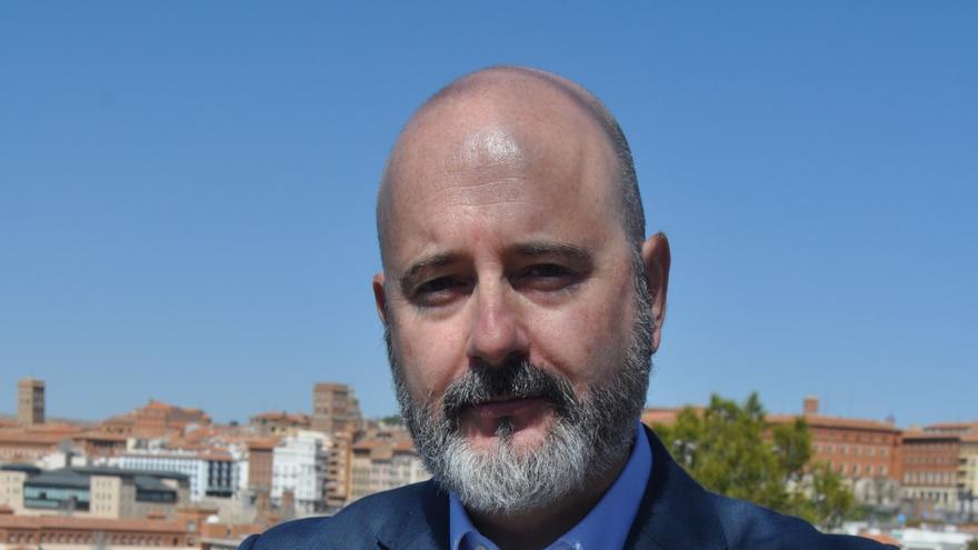Juan Manuel Hernández, cabeza de lista de Vox al Senado por Teruel