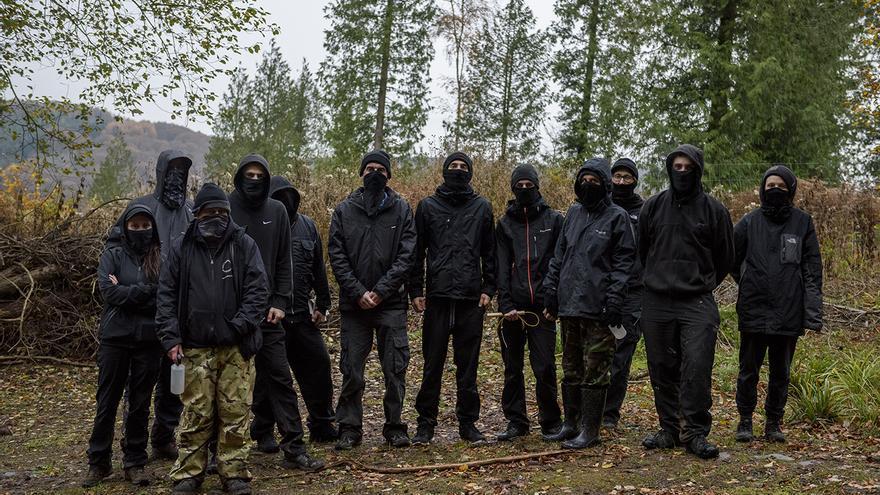 La jornada ha finalizado con éxito. Los saboteadores han impedido que los cazadores cumplan con su objetivo. Foto: Tras los Muros
