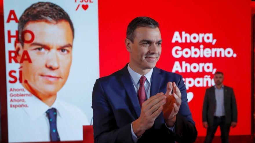 """Sánchez cerrará campaña en Barcelona para mandar un mensaje de """"convivencia"""""""