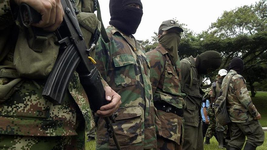 Misión de Monitoreo dice que guerrilleros de FARC muertos violaron protocolos