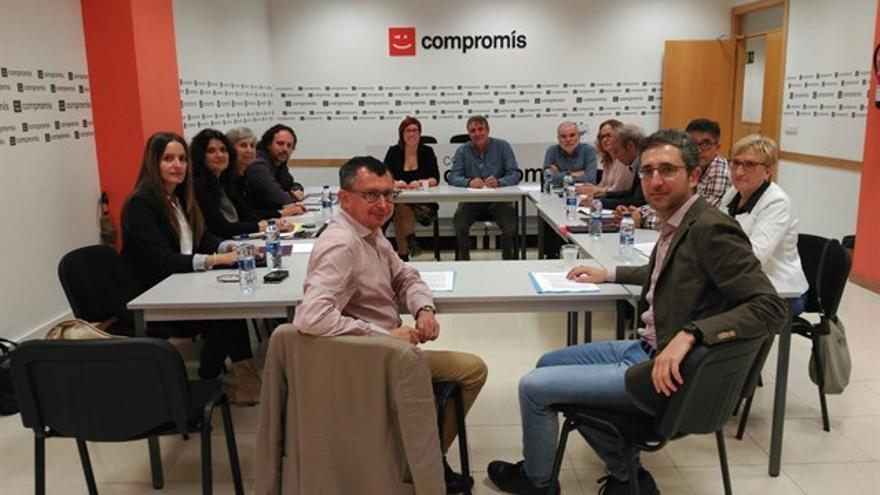 Reunión de la Comisión de Seguimiento del Botánico