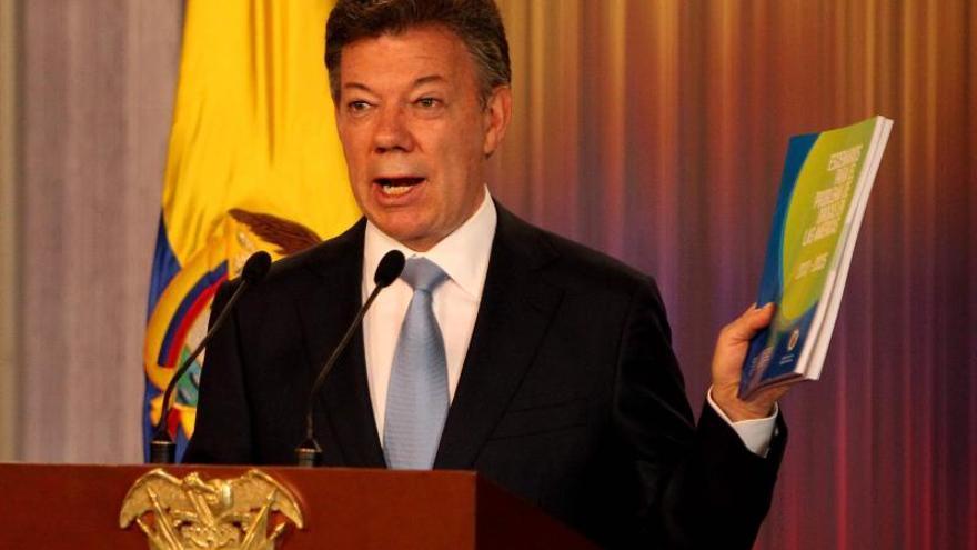 El presidente de Colombia confía en firmar la paz con las FARC este año