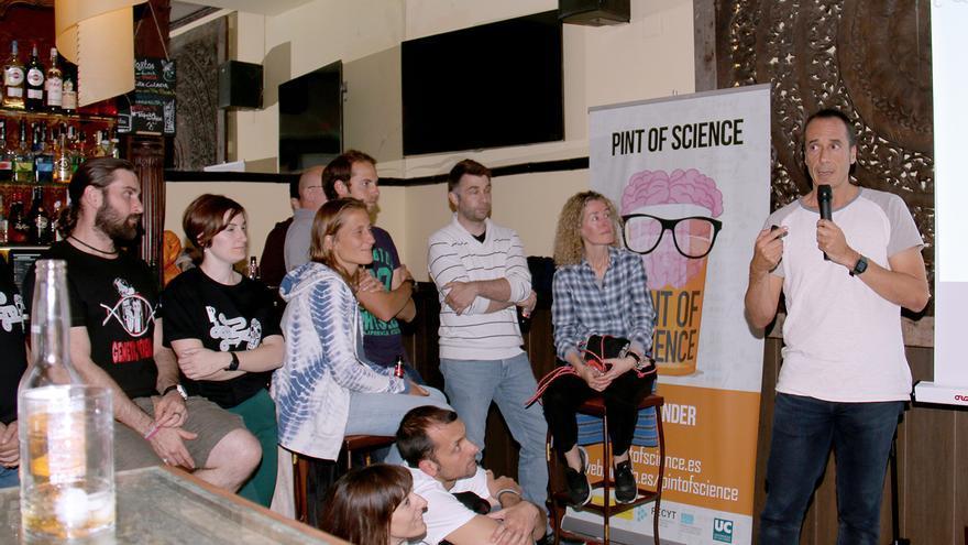 Imagen de otra edición del 'Pint of Science'