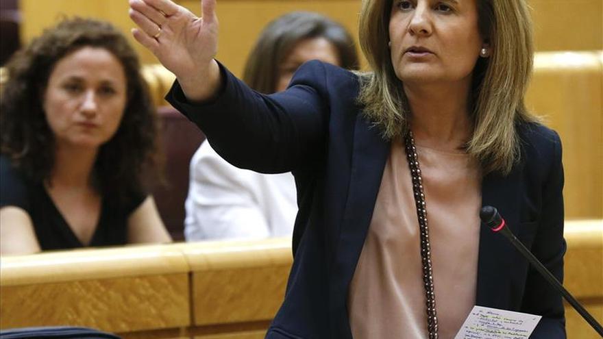 Báñez recuerda al PSOE que es el único partido con financiación ilegal probada