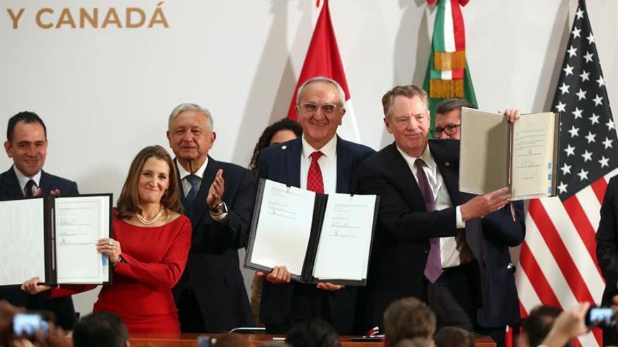 El Gobierno de Trudeau consigue acelerar el proceso de ratificación del T-MEC