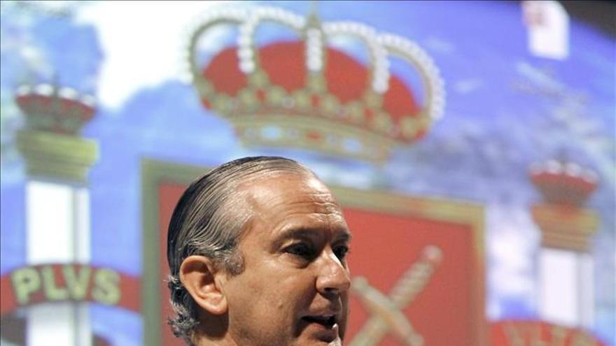 Fernández de Mesa aplaza al lunes o martes su viaje a Ceuta por el mal tiempo