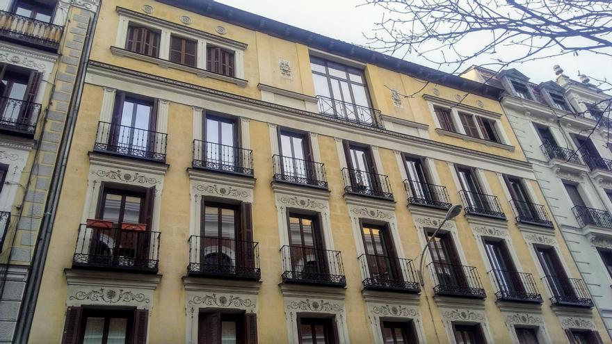Edificio del número 5 de la calle Reyes | SOMOS MALASAÑA