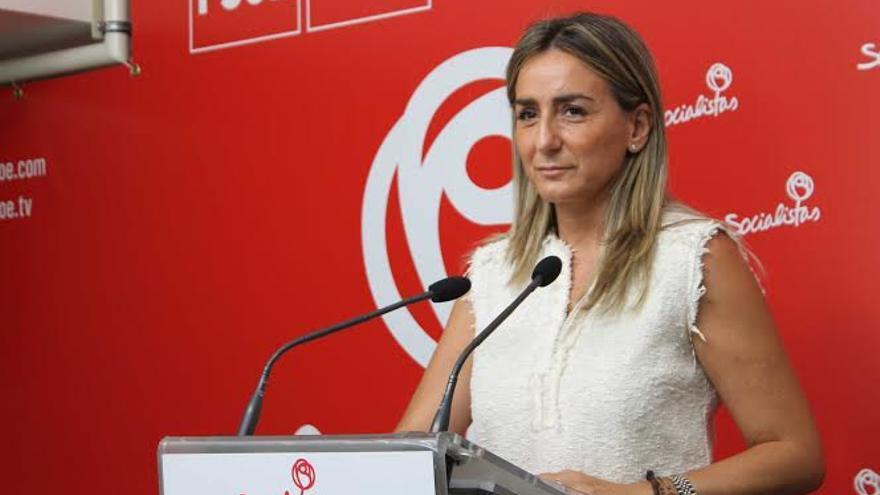 Milagros Tolón / Foto: PSOE Castilla-La Mancha