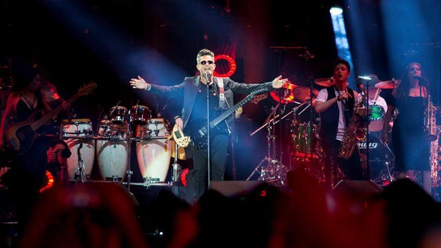 Alejandro Sanz, Persona del Año de Grammy Latino: Es una demostración de amor