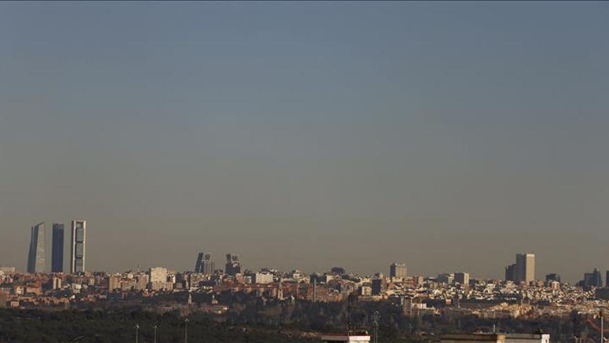 Eurodiputados seguirán estudiando la contaminación en Madrid tras una queja de Equo