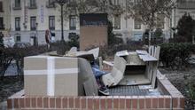 ¿A #quécasa van a ir las personas sin hogar en la nueva normalidad?