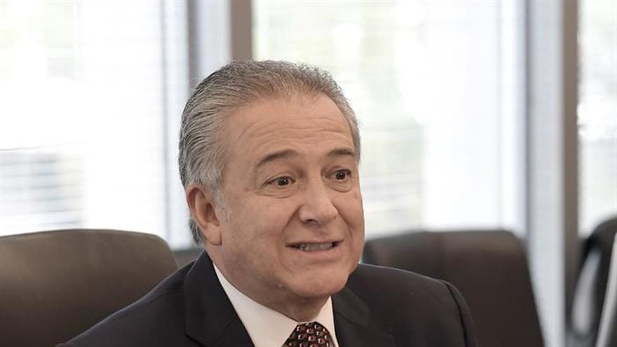 """Naranjo dirá a Pence que Colombia """"no es el problema, sino la solución"""" a las drogas"""