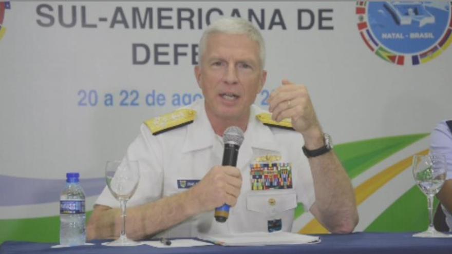 """El jefe del Comando Sur dice que EE.UU. planea el """"día después"""" de Maduro"""