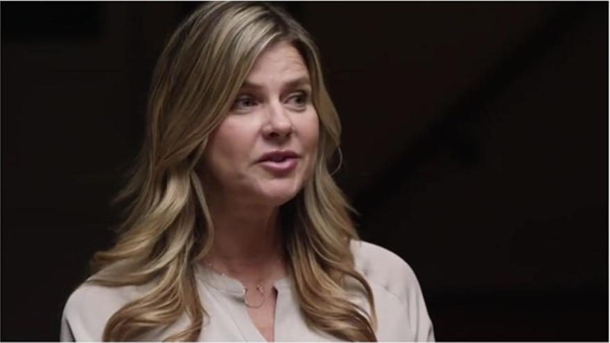 Amy Lindsay, actriz porno, en el nuevo anuncio de campaña del republicano Ted Cruz