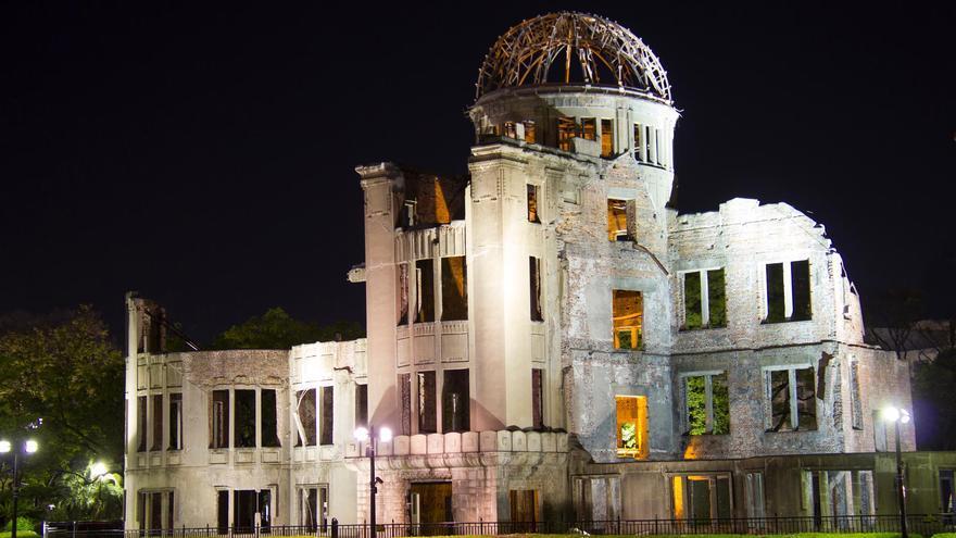La Cúpula de la Bomba Atómica, símbolo del pasado y el futuro de Hiroshima.