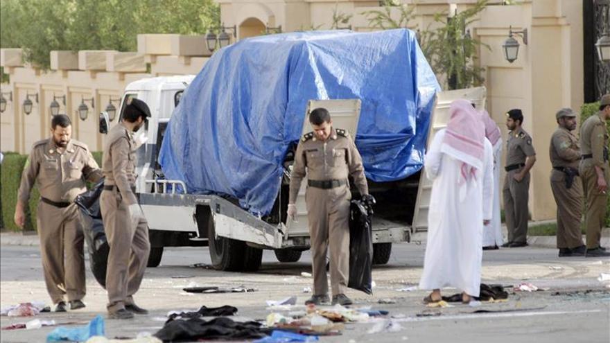 Una explosión en una mezquita en Arabia Saudí causa víctimas