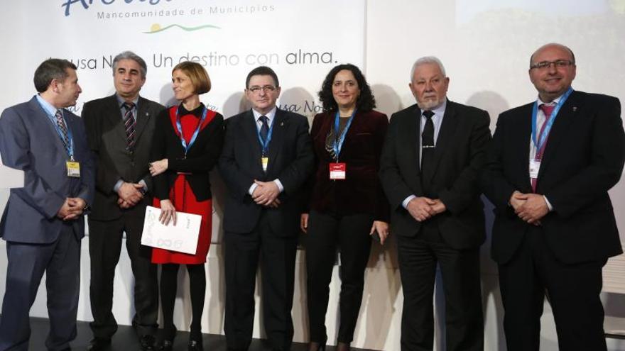Ribeira Sacra optará a Patrimonio de la Humanidad ante la Unesco