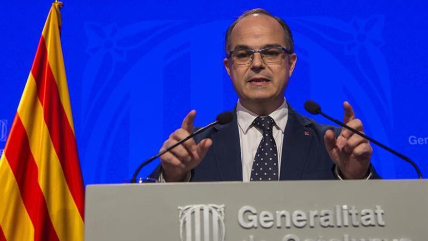 Turull: Son capaces de entrar en la Generalitat pero no se lo pondremos fácil