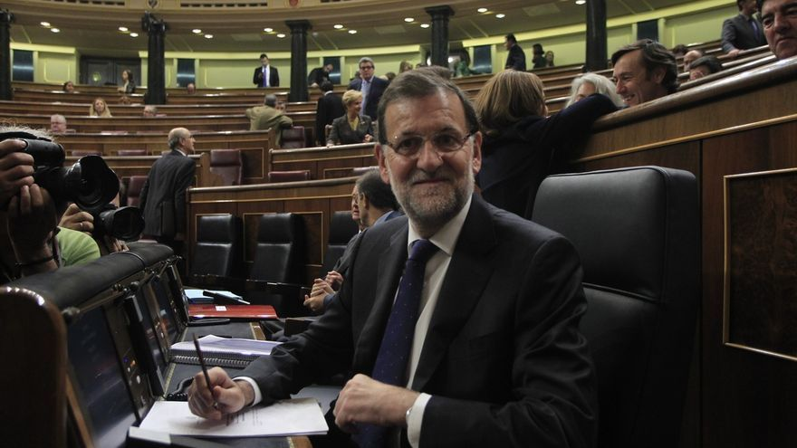 """Rajoy niega haber """"engañado"""" a los españoles porque no ha habido reférendum: """"He cumplido con mi deber"""""""