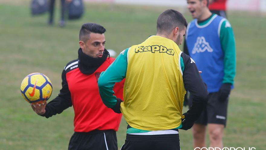 Romero dirige una sesión en la Ciudad Deportiva   MADERO CUBERO