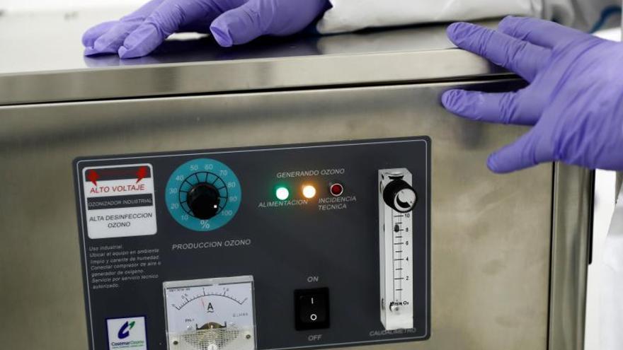 Investigadora alerta de posibles daños en la salud por las máquinas de ozono