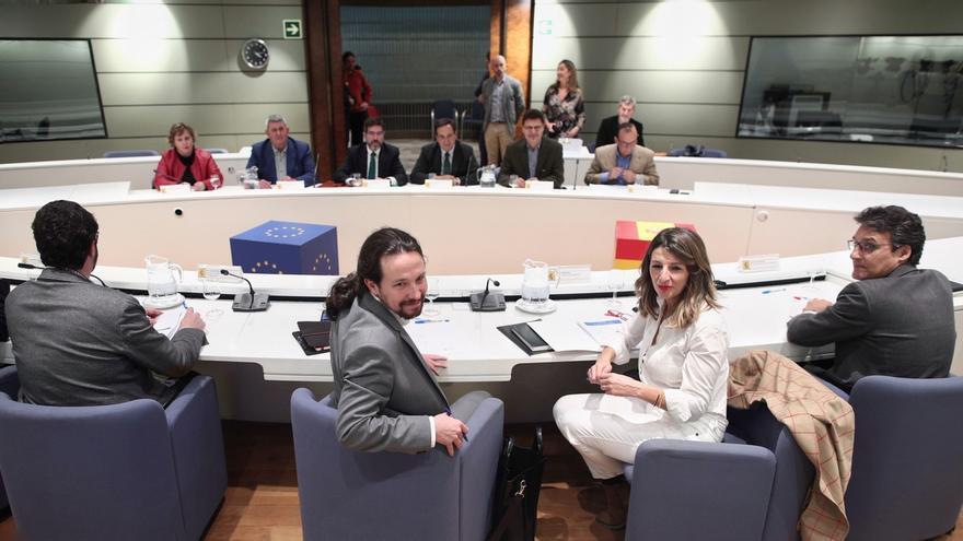 """Díaz califica de """"intolerable"""" la venta a pérdidas y trabaja para mejorar la estabilidad del empleo agrario"""
