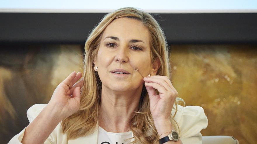 La vicesecretaria de Organización del PP y presidenta el PP de Navarra, Ana Beltrán