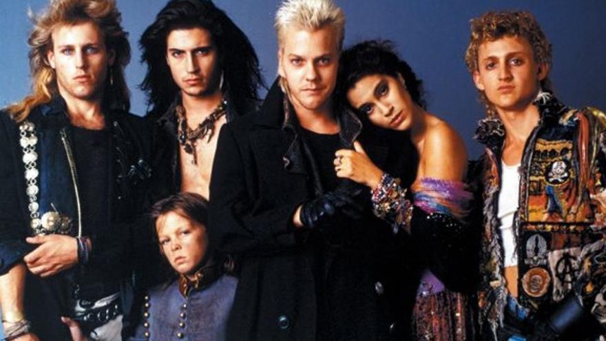 Los ochenteros 'Jóvenes ocultos' resucitan en forma de serie en TV