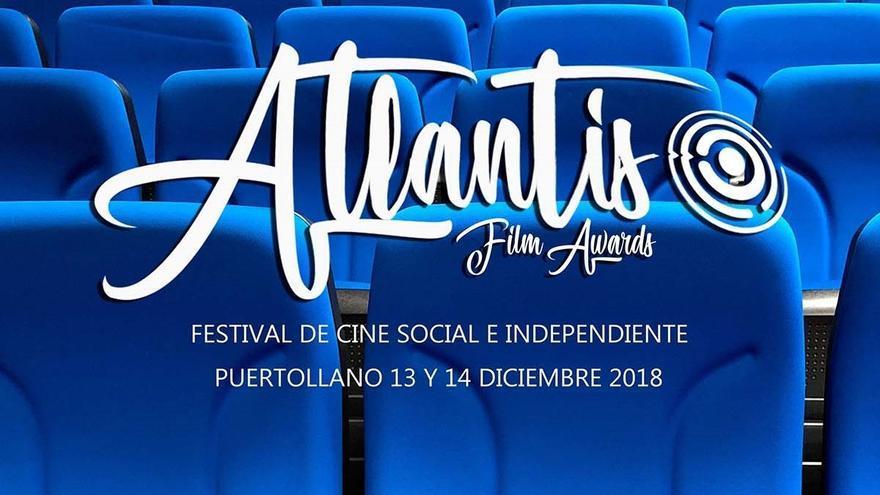 Cartel del Festival de Cine Social de Puertollano