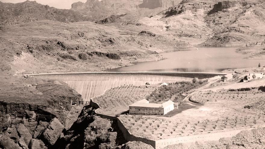 El Comité español de la Unesco tramita la denuncia contra la central de Chira-Soria en Gran Canaria