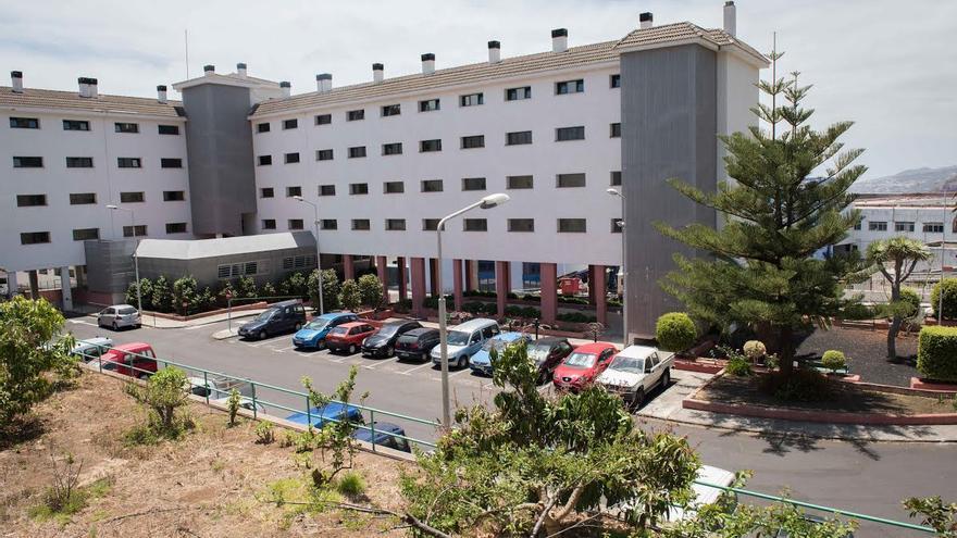 En la imagen, Residencia Insular de Pensionistas de La Palma.