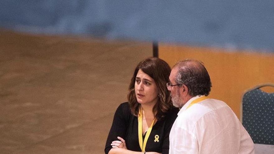 Bonvehí ultima su dirección para PDeCAT con pocos críticos y sin consellers