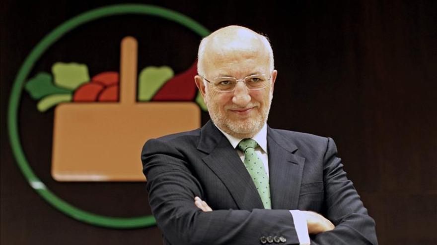 El presidente de Mercadona declara hoy como testigo por el caso Bárcenas
