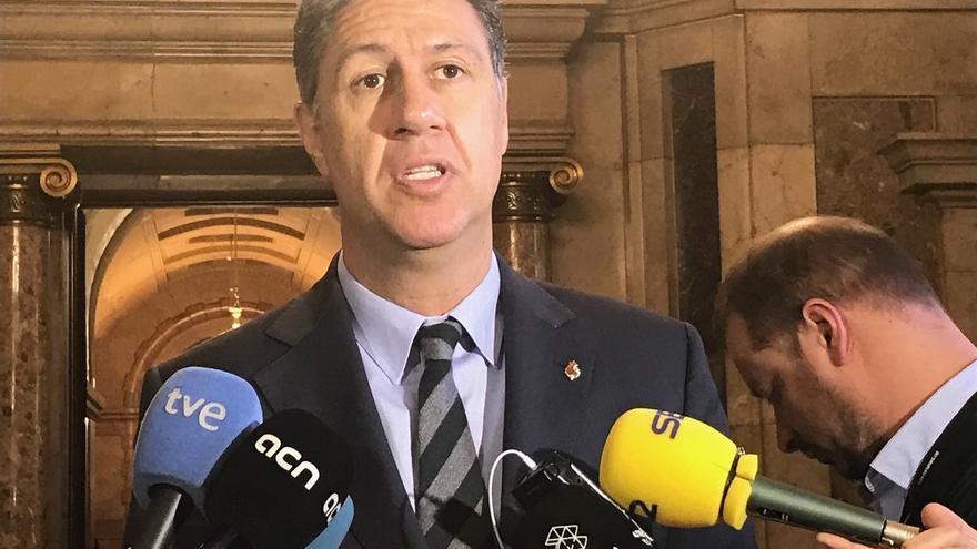 """Albiol cree que habrá decreto de convocatoria de referéndum como """"escenificación de precampaña electoral"""""""
