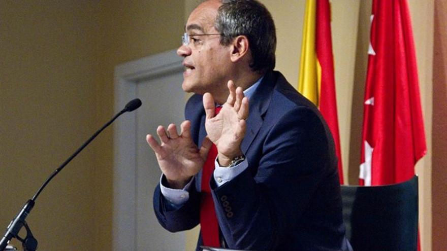 El consejero de Educación Rafael Van Grieken. / Europa Press