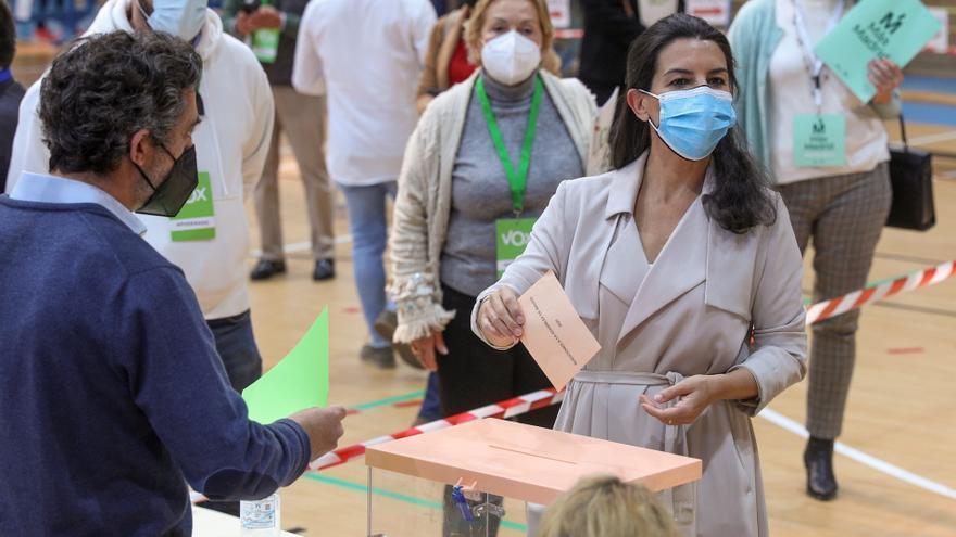 Monasterio: Esta votación en Madrid va a cambiar la política española