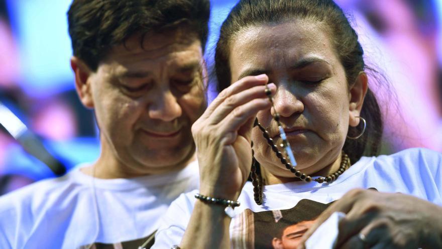 Los padres de Fernando Báez Sosa siguen pidiendo justicia por su asesinato