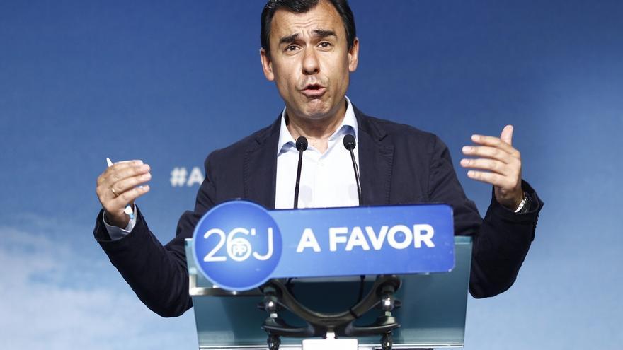 """Maillo (PP) dice que los resultados """"deslegitiman los intentos de Sánchez de formar un Gobierno alternativo"""""""