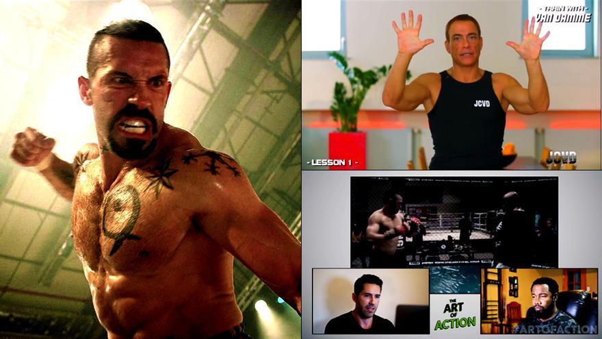 Héroes de (in)acción: Scott Adkins, Van Damme y Michael Jai White