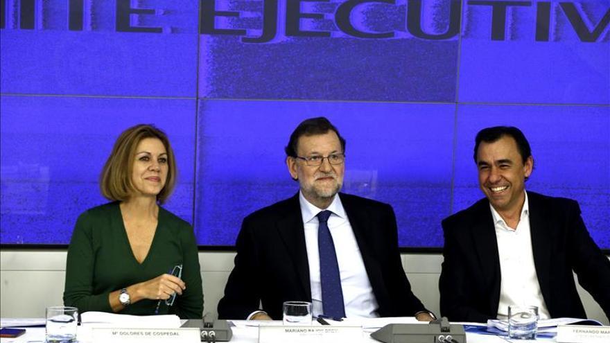 Rajoy explorará formar un gobierno estable que dé certidumbre dentro y fuera de España