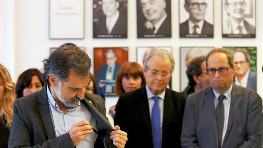 """Òmnium rechaza el delito de sedición y reivindica movilizaciones """"pacíficas"""""""