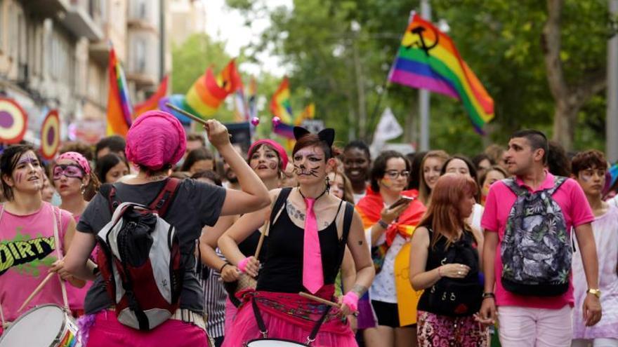 La Eurocámara pide protección para homosexuales, transexuales e intersexuales