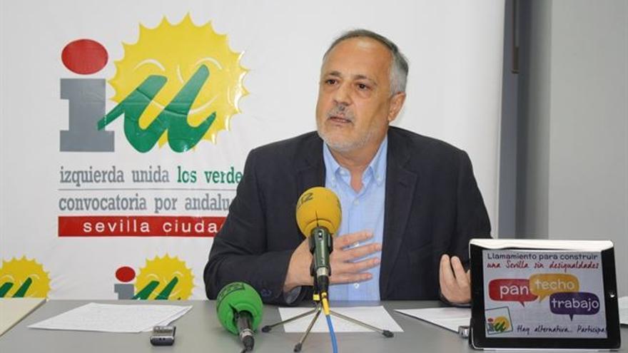 José Manuel García IU Sevilla