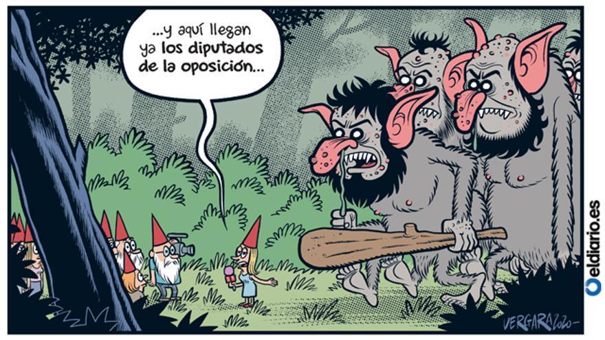 La oposición