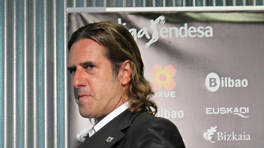 Gorka Arrinda, en su día máximo accionista del Bilbao Basket