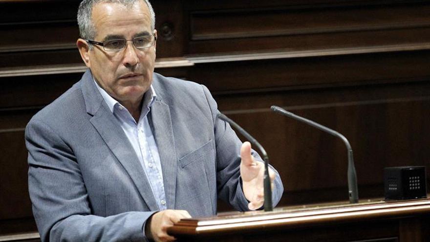 Diputado de CC se plantea si pedir independencia mejoraría atención del Estado
