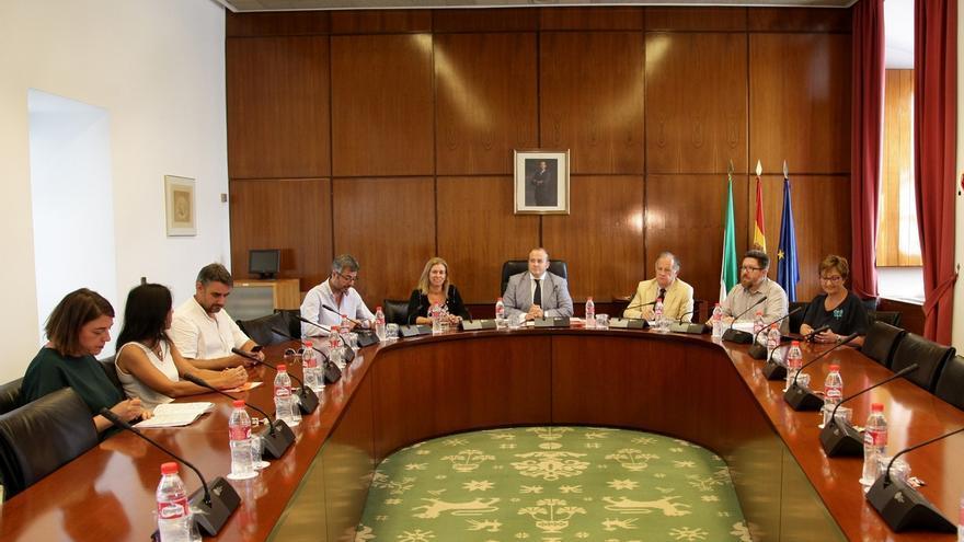 La comisión de investigación sobre la formación se reúne este miércoles para fijar el calendario del dictamen final