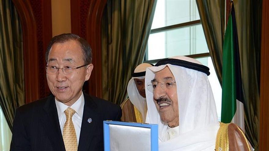 Ban Ki-moon pide colaborar con el enviado de la ONU para alcanzar la paz en Yemen