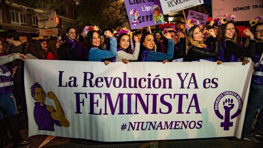 """""""La revolución ya es feminista"""""""